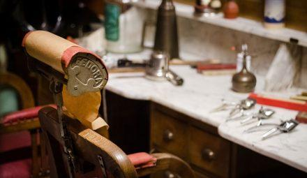 Moje prvo tradicionalno britje pri brivcu